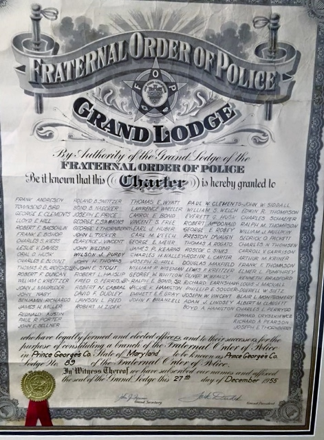 PGPD Retiree's Ass'n Florida Chapter